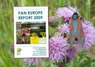 Activity Report - PAN Europe