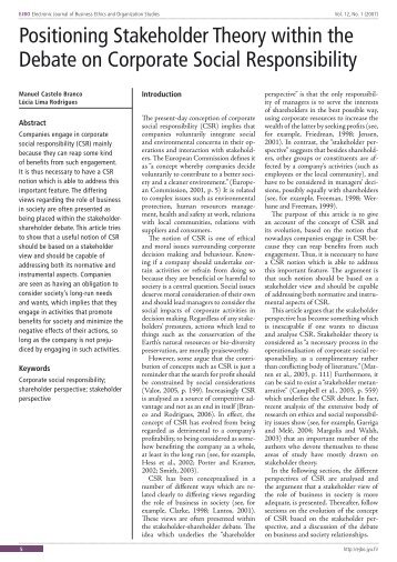 Authors - Electronic Journal of Business Ethics and Organization ...