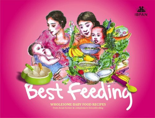 Best Feeding Wholesome Baby Food Recipes
