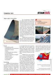 STAMISOL® ECO - Naturalia Bau