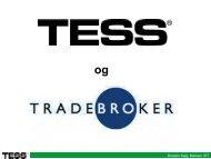 Hva gjorde vi for å bli «Årets leverandør - Tradebroker