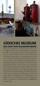 Die Hintere Synagoge unD jüDiScHeS MuSeuM - Třebíč - Seite 7