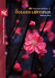 Golden Lotus Plus - Vietnam Airlines