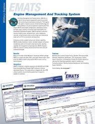 Engine Management And Tracking System - Pratt & Whitney