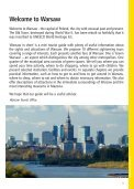 Welcome to Warsaw - Galileo.it - Page 3