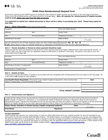 Reimbursement Request Form Fsa Dependent Care Reimbursement Claim
