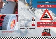 Download Flyer - Trafö GmbH