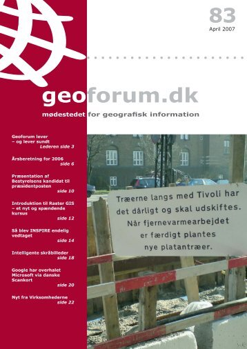 83 geoforum.dk - GeoForum Danmark