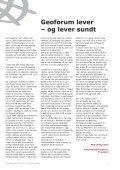 83 geoforum.dk - GeoForum Danmark - Page 3