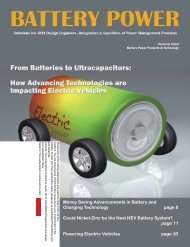 Money Saving Advancements in Battery and Charging Technology ...