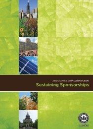 Sustaining Sponsorships - USGBC – Illinois Chapter