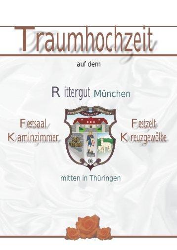 Fixkosten - Rittergut München