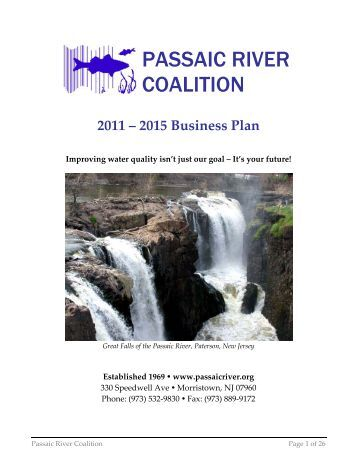 Residential care facility business plan