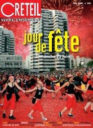Vivre Ensemble - Juin 2008 - Créteil