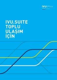 IVU.SUIte tOPLU ULAŞIM İÇİN - IVU Traffic Technologies AG