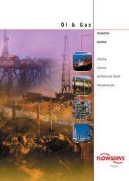 Öl & Gas - TS-Pumpentechnik GmbH