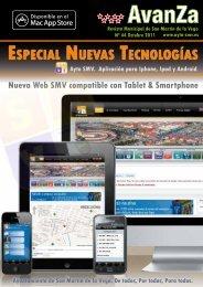 ESPECIAL NUEVAS TECNOLOGíAS - Ayto San Martín de la Vega