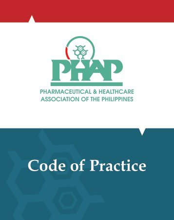 Code of Practice - IFPMA
