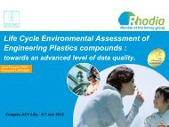 Life Cycle Environmental Assessment of Engineering ... - avniR