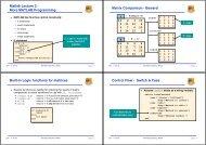 Matlab Lecture 2: More MATLAB Programming Matrix Comparison ...