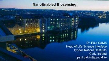 NanoEnabled Biosensing - CRANN