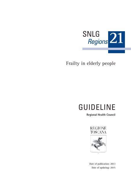 guideline - SNLG-ISS