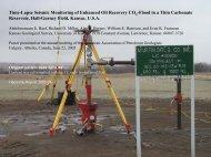 Read the PDF version - the Kansas Geological Survey - University of ...