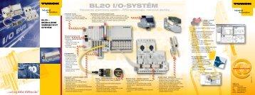 BL20 I/O-SyStÉm - TURCK sro