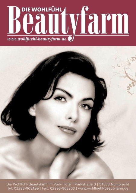 Zum Download der Imagebroschüre - Die Wohlfühl Beautyfarm