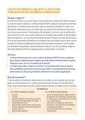 Hygiène du personnel au sein des établissements de la ... - FAVV - Page 7