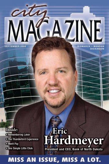 Hardmeyer - City Magazine