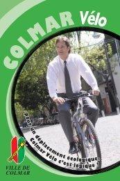 Brochure Colmar Vélo - Office de tourisme de Colmar