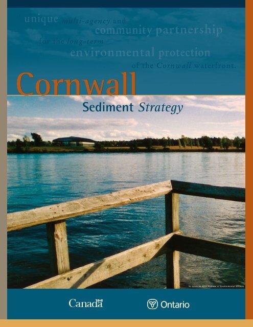 Cornwall Sediment Strategy - Raisin Region Conservation Authority