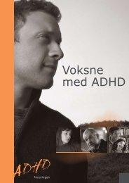 Voksne med ADHD - ADHD: Foreningen