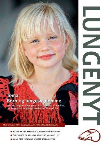 tema: Børn og lungesygdomme - Danmarks Lungeforening
