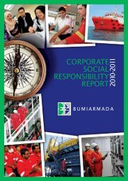 corporate social responsibility report 2010 - Thecorporatelibrary.net