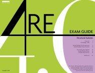SS Exam Guide - NCARB