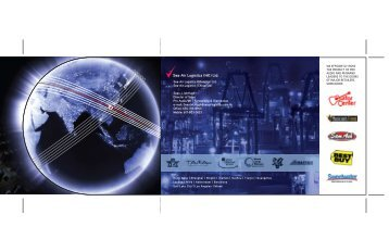 SeaAirMailer Side1 - Sea-Air Logistics (HK)