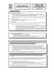 instrucciones para cumplimentar este modelo impuesto ... - ISOTools