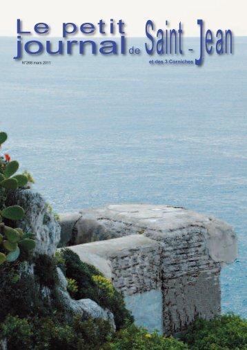 journalde Saint-Jean - Saint Jean Cap Ferrat