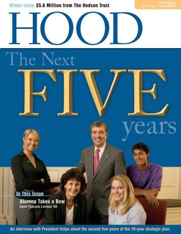 Winter 2006-07 - Hood College