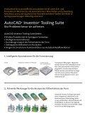 AutoCAD® Inventor® Tooling Suite - Seite 2