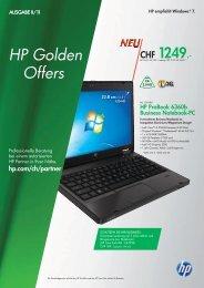 HP Golden Offers Katalog