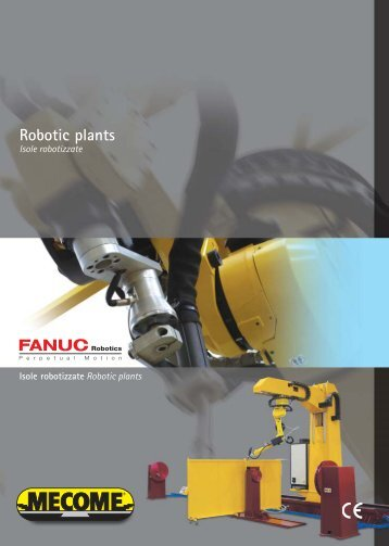 Robotic plants - Eiva-Safex