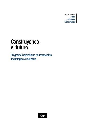 Construyendo el futuro - Publicaciones - CAF