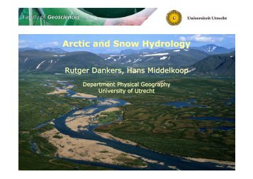 pdf-file 1 - Climate and the Hydrological Cycle