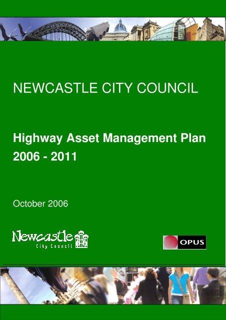 Asset Management Plan - Newcastle City Council