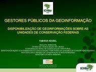 As Unidades de Conservação Federais - MundoGEO#Connect ...