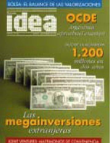 IDEA agosto-septiembre de 1997 • 1 - Diseño Gráfico Ribeiro