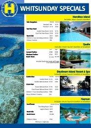 1205 Whitsunday Flyer